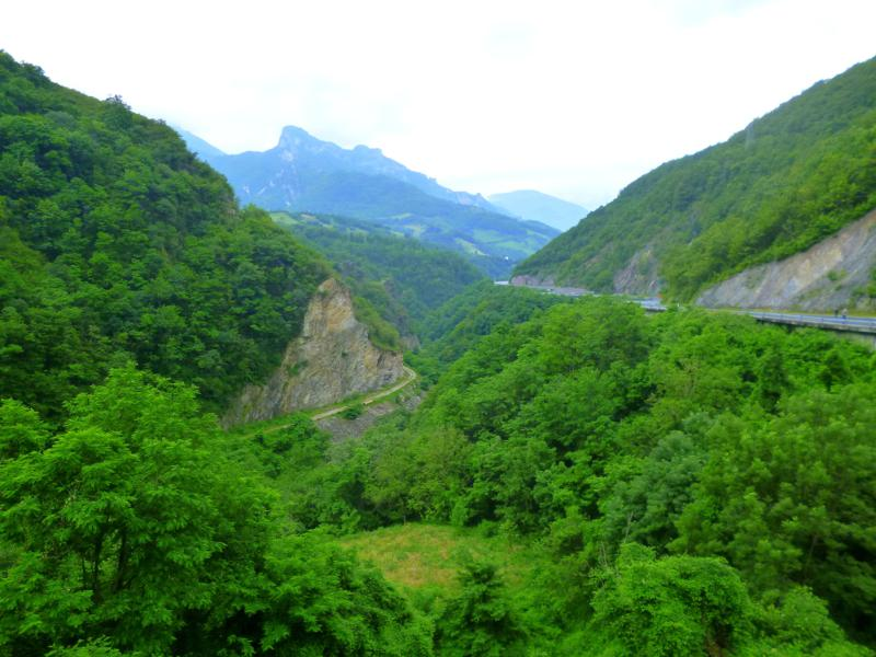 Tolle Panoramastraße von Sarajevo nach Mostar