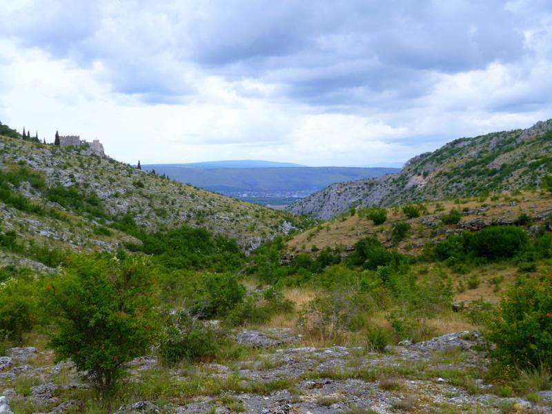 Wanderung durch die unberührte Landschaft von Bosnien-Herzegowina