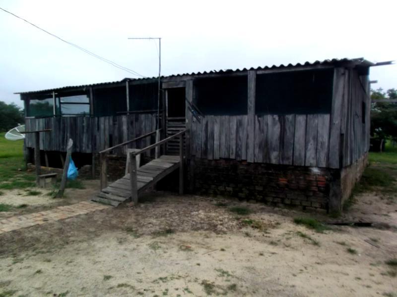 Meine Farm am Rio Paraguay auf der Uferseite Brasiliens