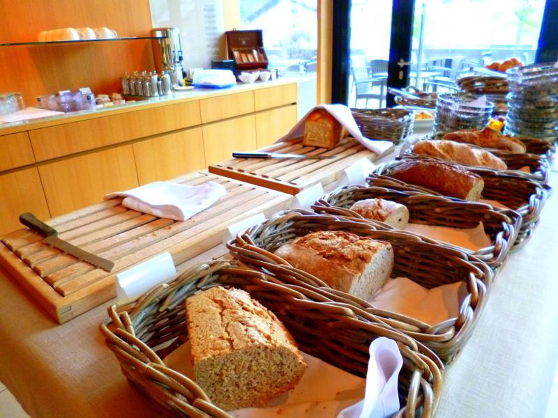 Das sehr leckere und umfangreiche Frühstücksbuffet im Sonne Lifestyle Resort