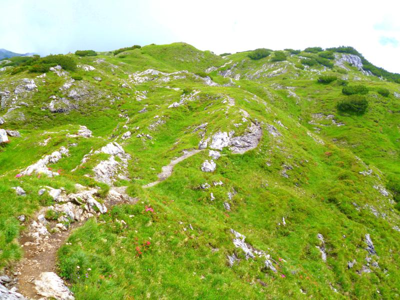 Wanderung von der Widdersteinhütte zum Koblatpass