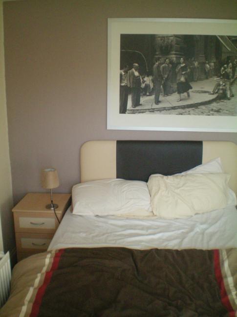 Das Zimmer im Hotel24seven in Bristol