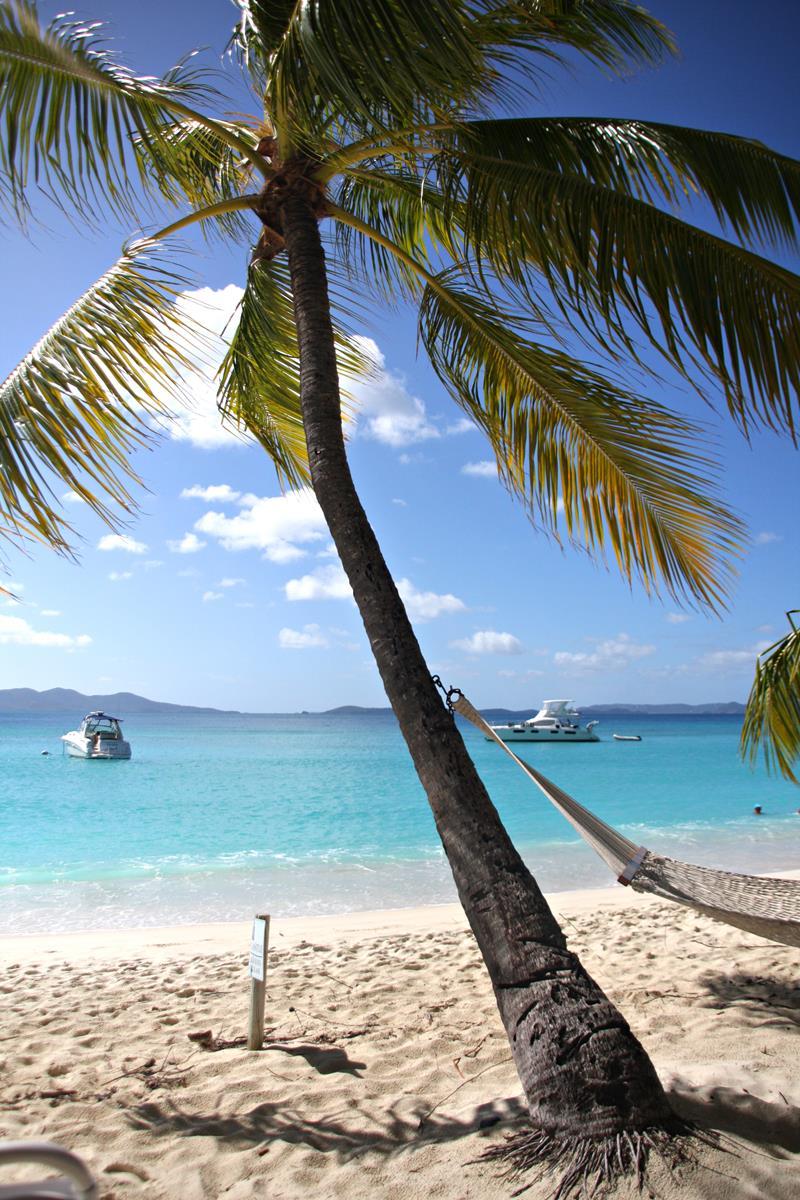 White Bay auf Jost van Dyke, British Virgin Islands