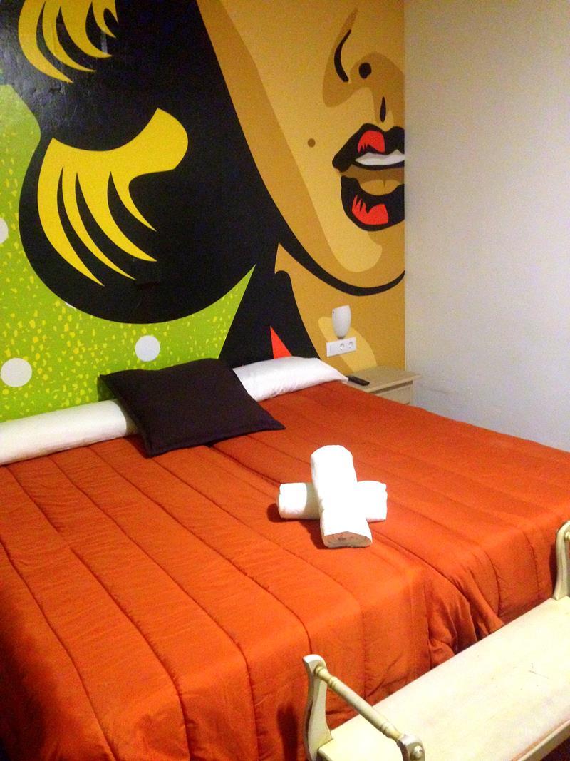 Die Unterkunft Alquimia Albergue Hotel im Zentrum von Cadiz