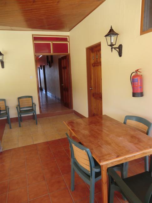 Das Hotel Ade's Dream in Hillsborough auf Grenadas Schwesterinsel Carriacou