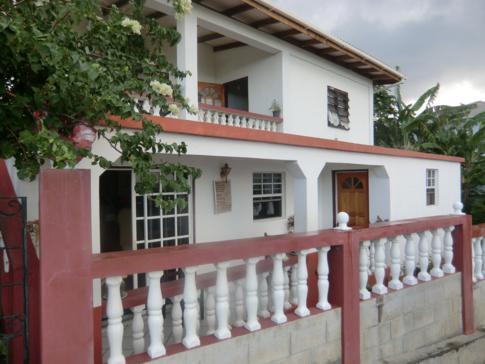 Ein kleines, empfehlenswertes Restaurant auf Petit Martinique