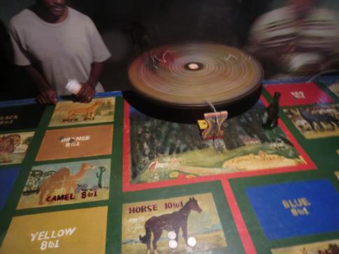 Roulette auf karibisch