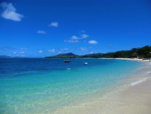 Der Paradise Beach auf Carriacou: einer der schönsten Strände der Karibik