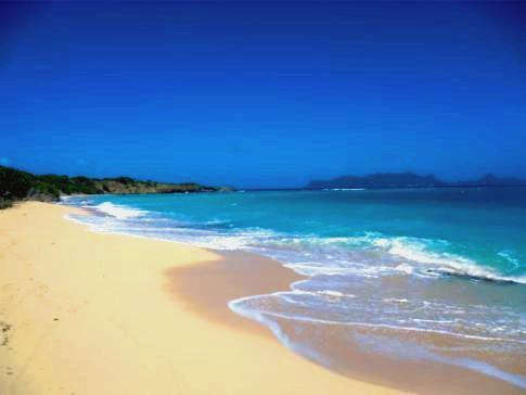 Die wunderschöne Petit Careenage Bay auf Carriacou