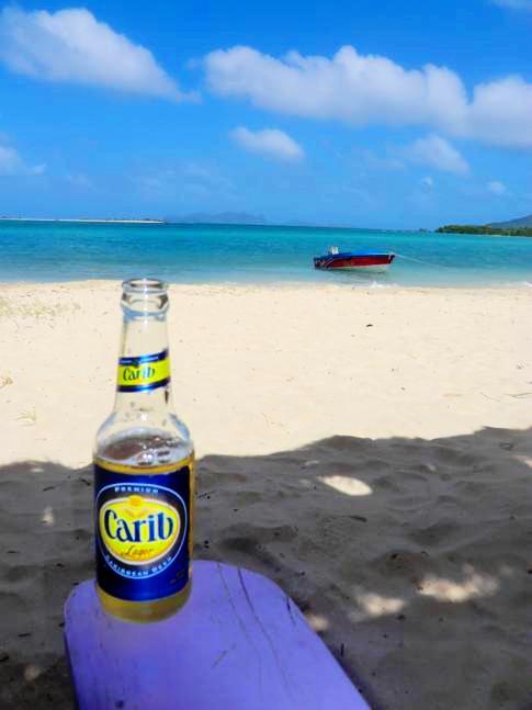 Paradise Beach - der schönste Strand auf Carriacou