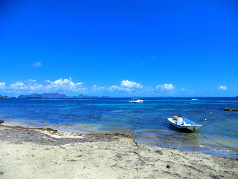 Die Watering Bay in Windward auf Carriacou