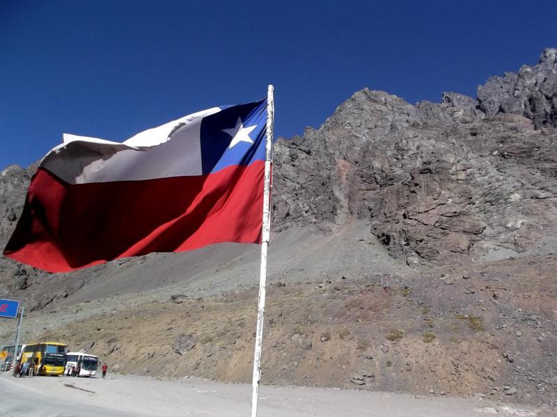 Busfahrt in Südamerika mit CATA International von Mendoza nach Valparaiso