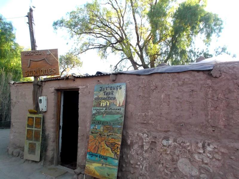 Das Juriques Hostel in San Pedro de Atacama