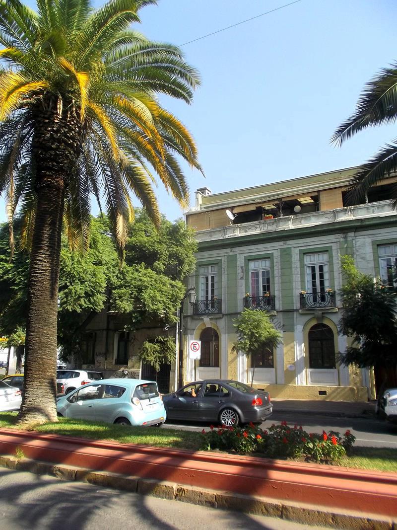 Eindrücke und Erfahrungen aus Santiago de Chile