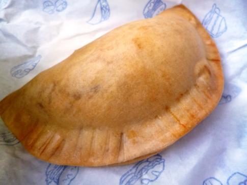 Snack von Copa Airlines auf dem Weg von Port of Spain nach Panama City