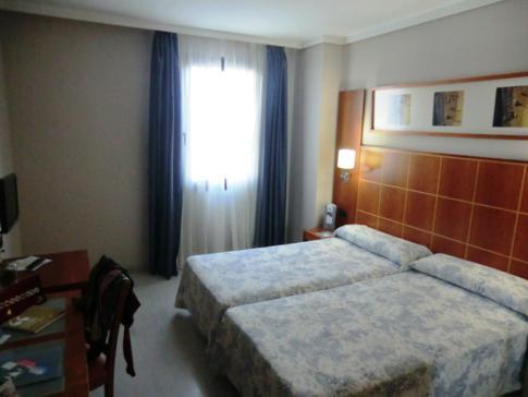 Eurostars Hotel Ciudad de Cordoba - Stadthotel für Mietwagen-Reisende