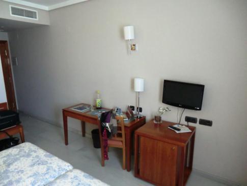 Unser Doppelzimmer im Eurostars Hotel Ciudad de Cordoba