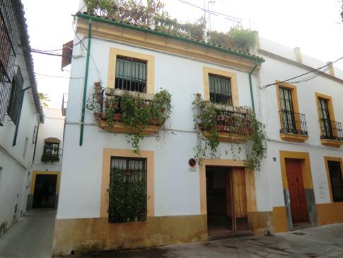 Typisch für Andalusien, hier im Bild die Innenstadt von Cordoba