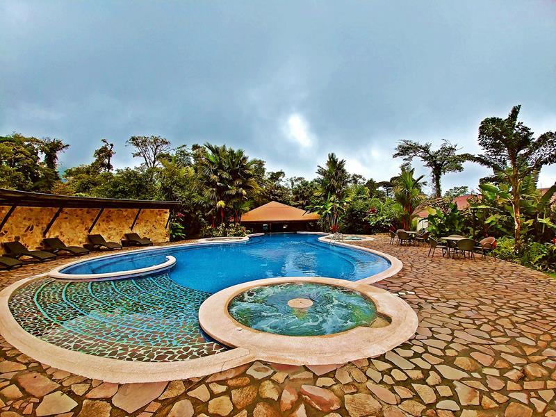 Das Rio Celeste Hideaway Hotel - eine tolle Eco-Lodge in Costa Rica