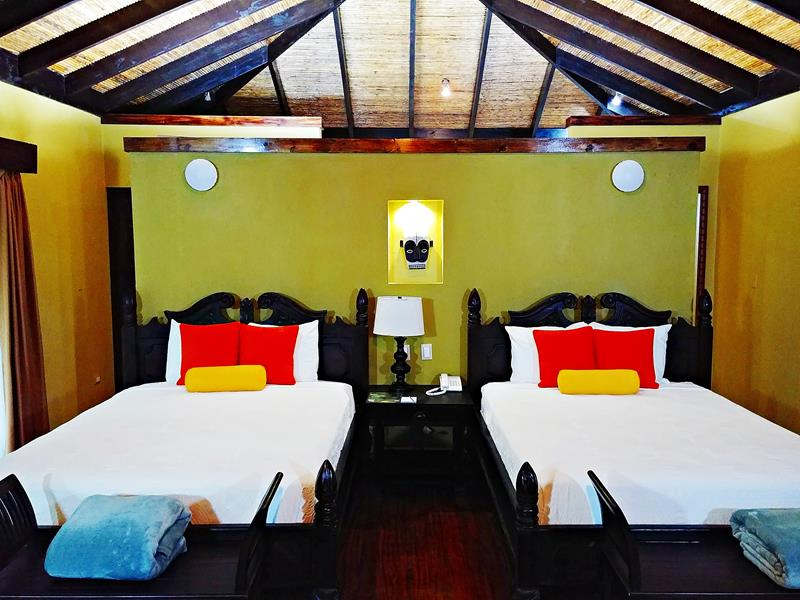 Rio Celeste Hideaway Hotel - elegante Eco-Lodge in Costa Ricas Nationalpark