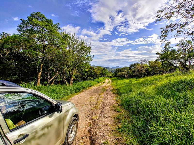 Road Trip durch den Rincon de la Vieja National Park
