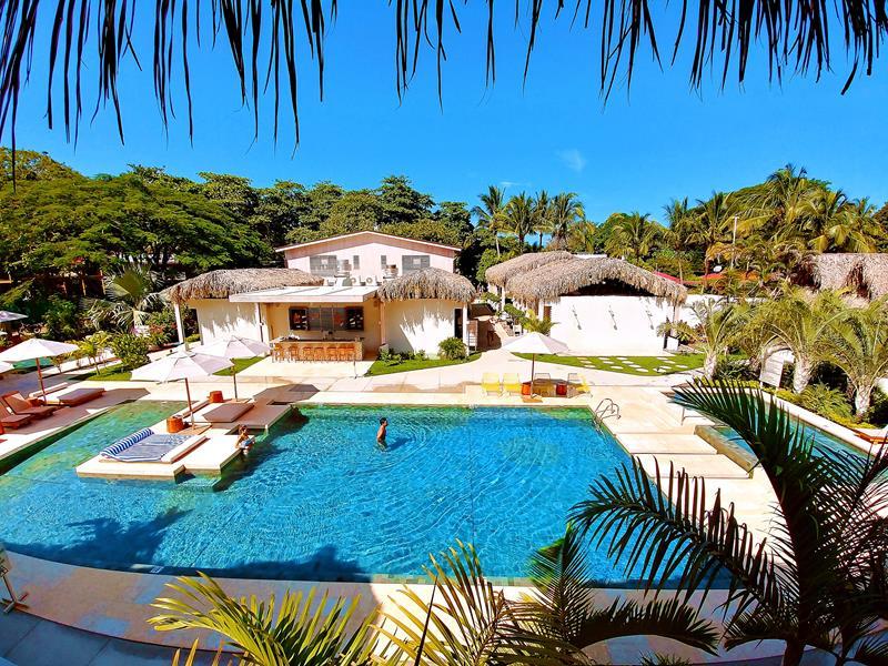 Das Gilded Iguana Resort im Surfer-Ort Nosara auf der Nicoya-Halbinsel
