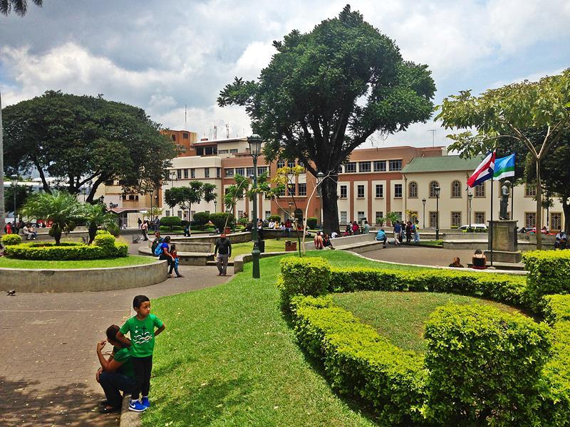 Eindrücke aus der Hauptstadt von Costa Rica, San Jose