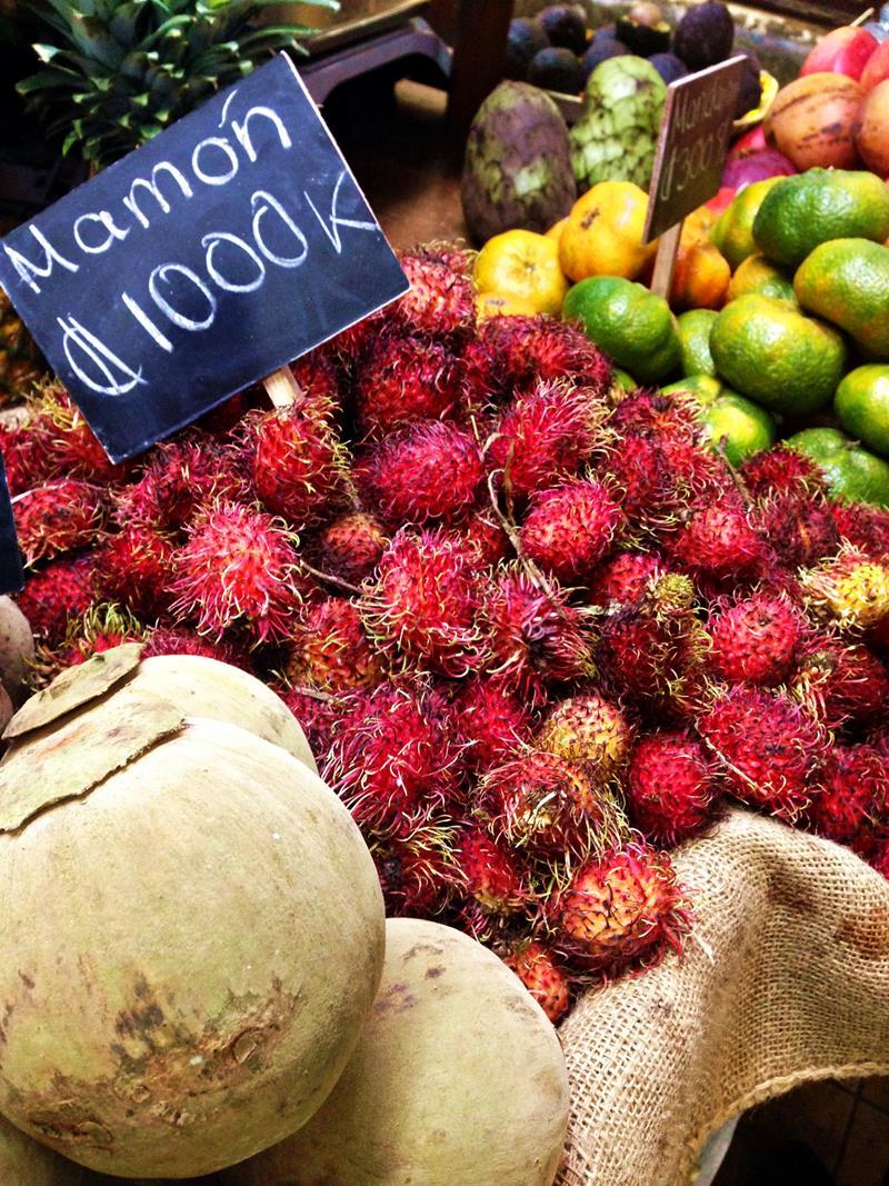 Der bunte Markt von Costa Rica