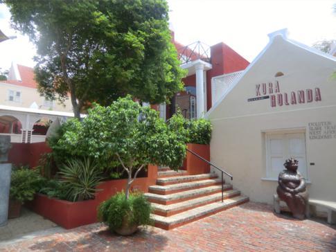 Das Kura Hulanda Museum in Willemstad, Curacao