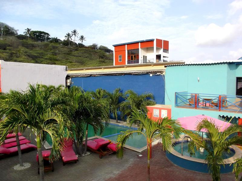 Das Ritz Hostel in Willemstad auf der ABC-Insel Curacao