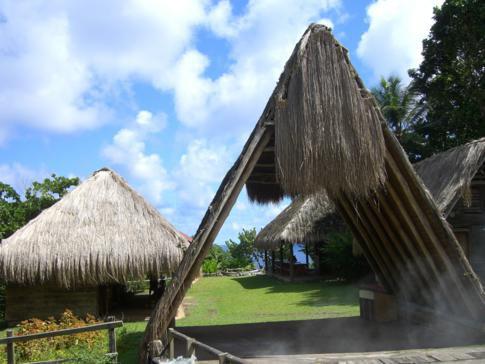 Kalinago Barana Aute (Carib Indian Village)