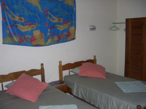 Ein Standard-Doppelzimmer im Sunset Bay Club in Dominica