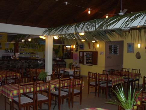 Das Restaurant des Sunset Bay Club