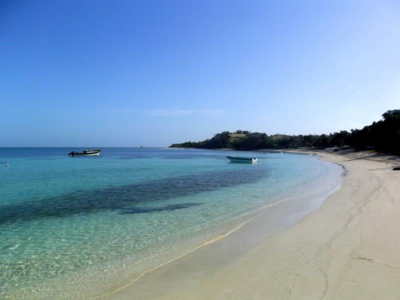 Die traumhafte und ruhige Bucht von Punta Rucia