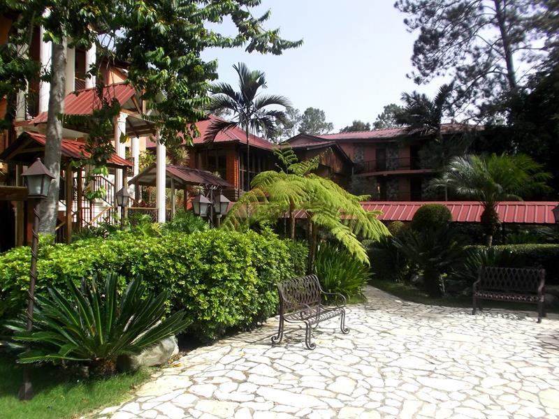 Das Hotel Gran Jimenoa in Jarabacoa in der Dominikanischen Republik