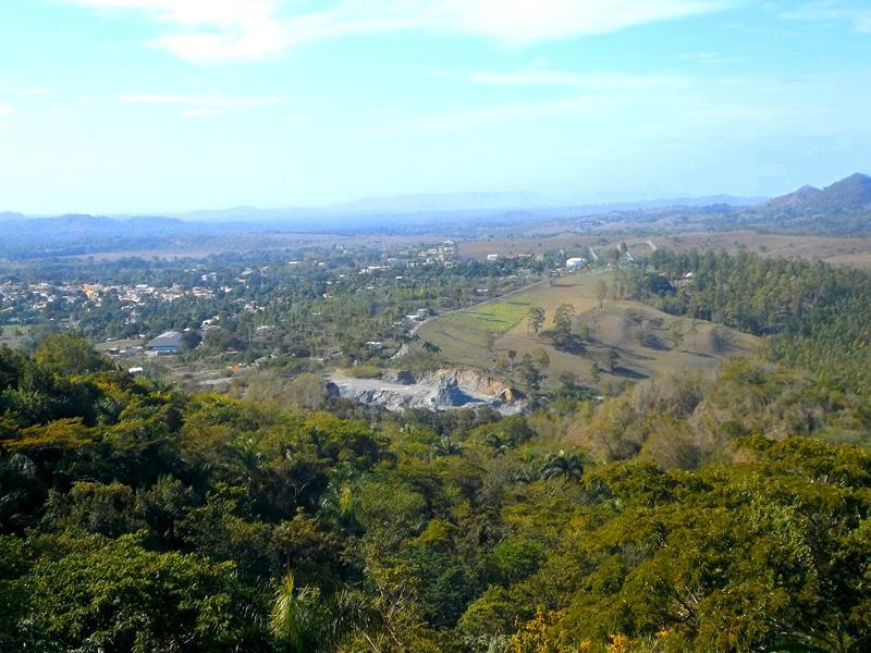 Wanderung vom Montana Isabel de Torres bei Puerto Plata nach Imbert