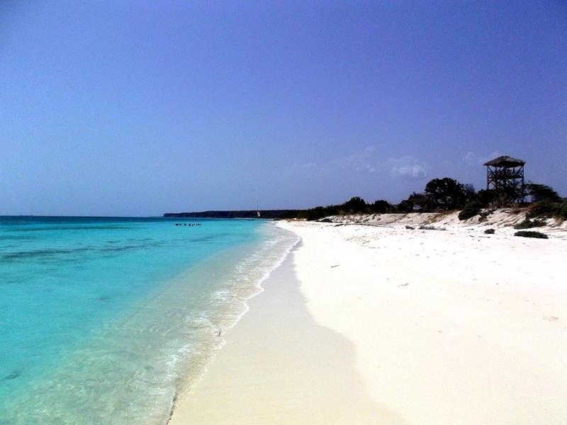 Die einzigartige Bahia de las Aguilas im Südwesten der Dominikanischen Republik