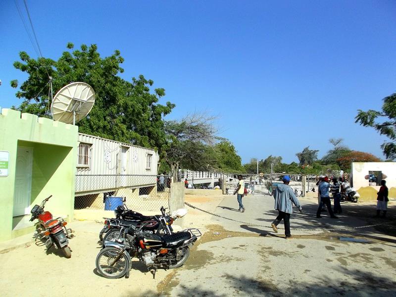 Pedernales - Grenzstadt zwischen der Dominikanischen Republik und Haiti