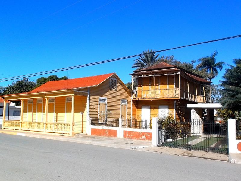 Die kleine und durchaus attraktive Stadt von Buen Hombre im äußersten Nordwesten der Dominikanischen Republik