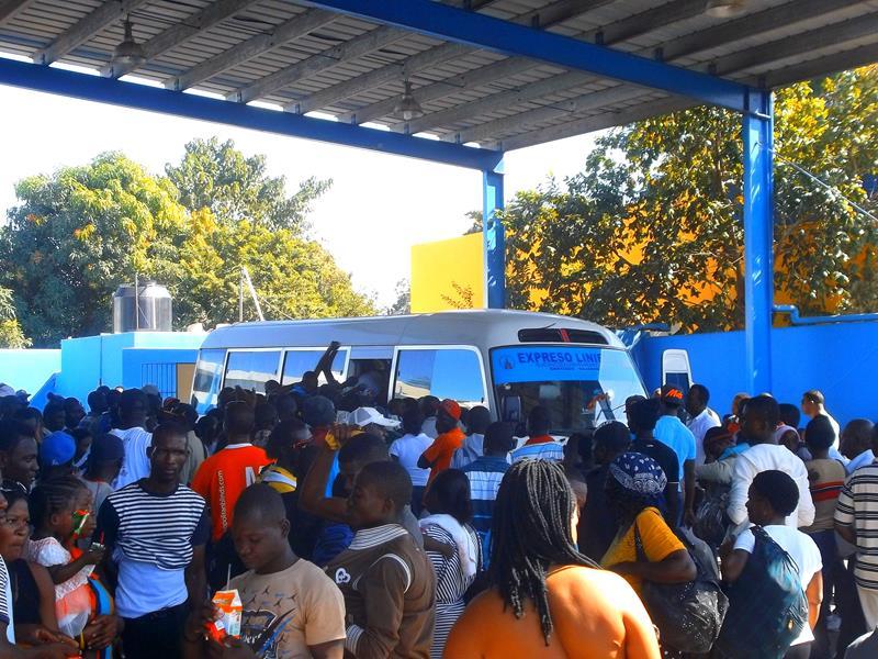 Das chaotische Dajabón an der Grenze zu Haiti