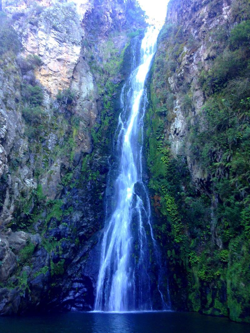 Der Salto Aguas Blancas bei Constanza