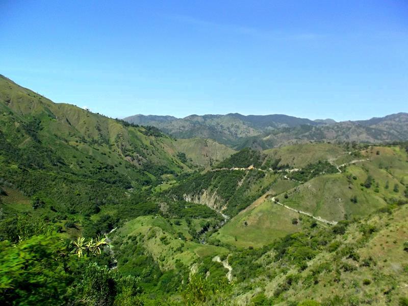 Off-Road-Tour durch die Cordillera Central in der Dominikanischen Republik