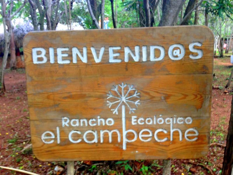 Die Rancho Ecologico El Campeche in Yaguate