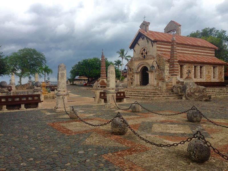 Das maritime Dorf Altos de Chavon in Casa de Campo