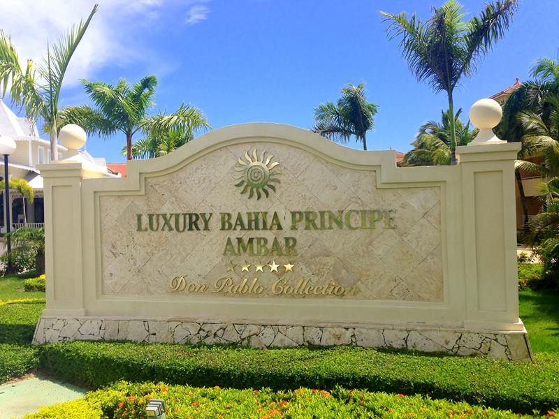 Das All-Inclusive Resort Luxury Bahia Principe Ambar in Punta Cana