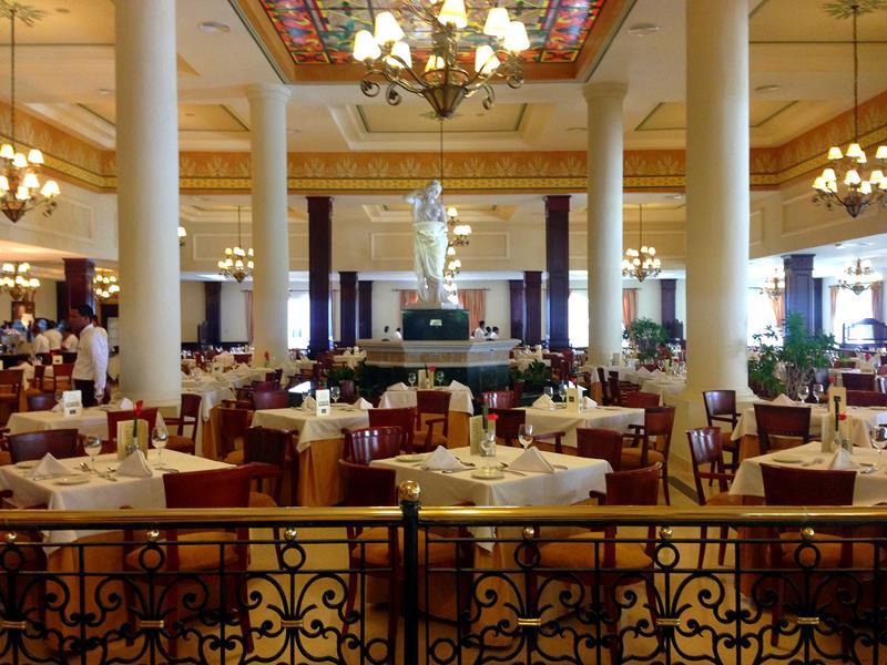 Das All-Inclusive Resort Luxury Bahia Principe Ambar in Punta Cana