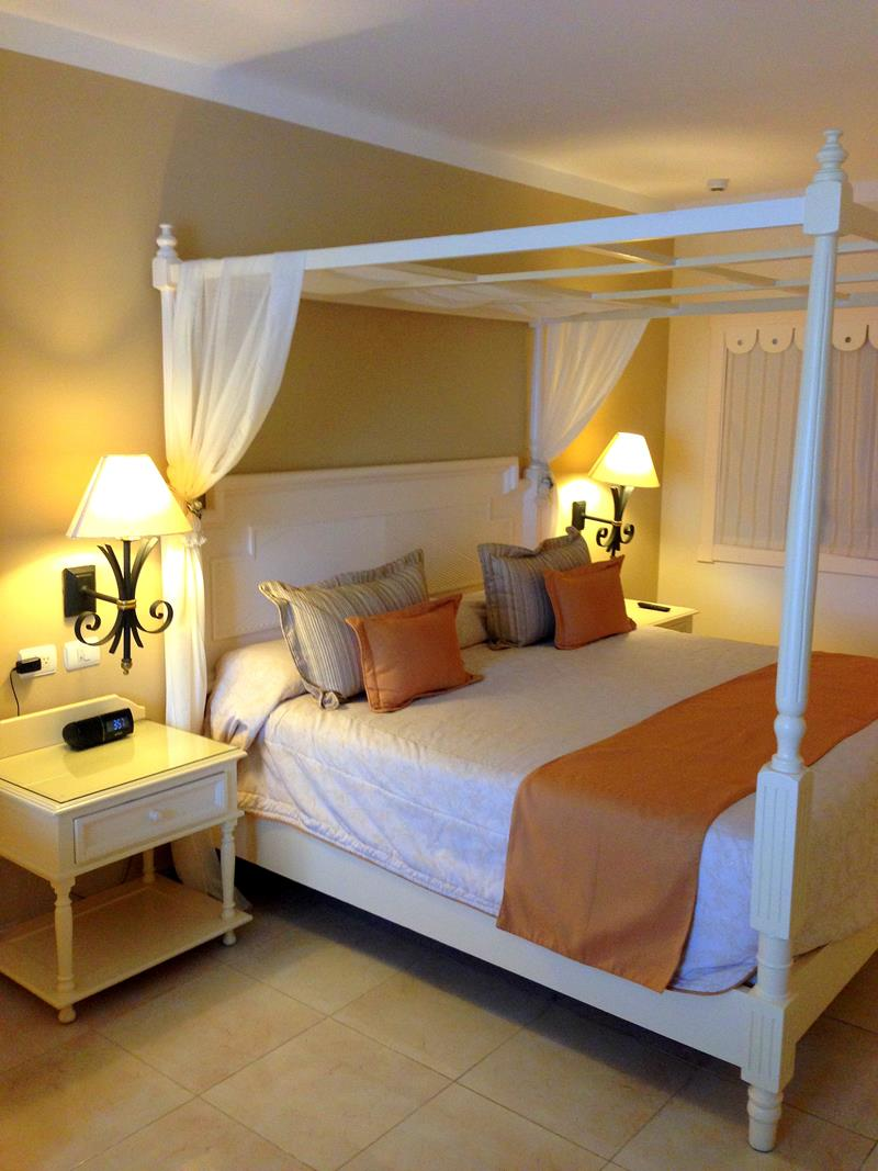 Junior Suite im Luxury Bahia Principe Ambar in Punta Cana