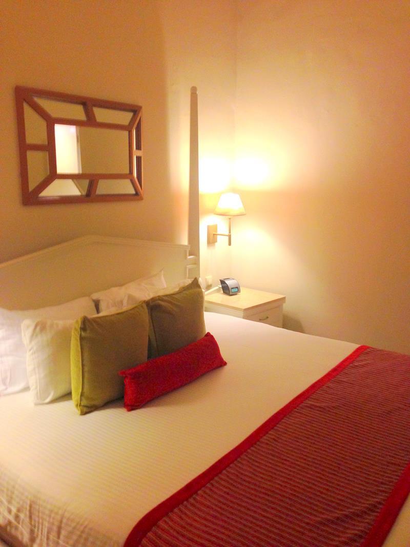 Unser Zimmer im Dreams Punta Cana Resort & Spa in Uvero Alto
