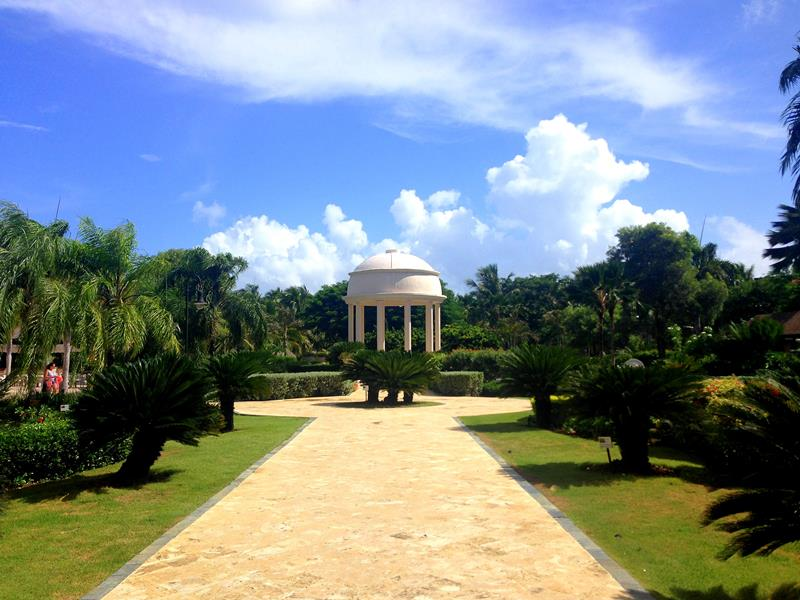 Das Dreams Punta Cana Resort & Spa in der Dominikanischen Republik