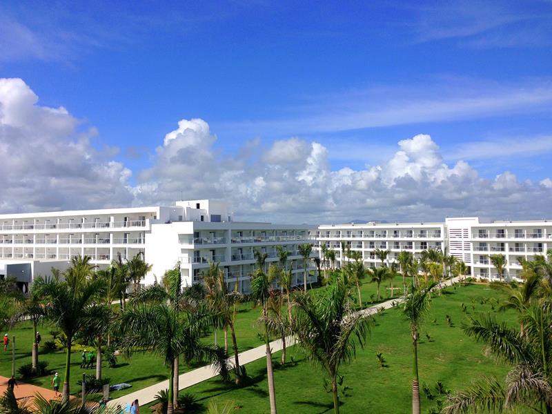 Das All-Inclusive-Resort RIU Republica in Punta Cana